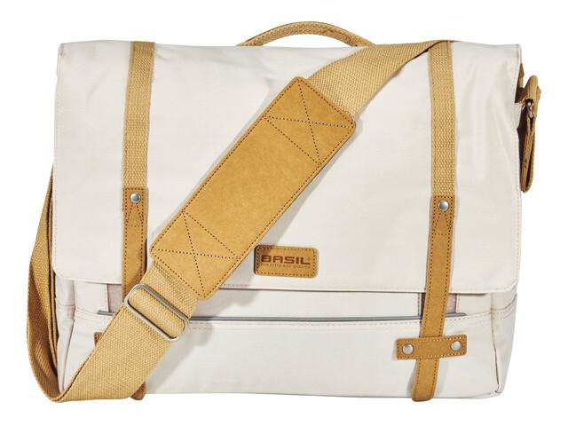 Basil Portland Messenger Tasche creme